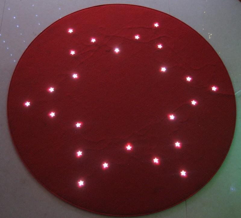 FY002A13 Weihnachten LED Fußmatte Teppich