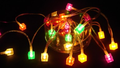 manufacturer In China FY-03A-024 LED cheap christmas small lights bulb lamp  factory