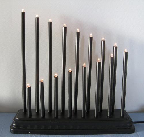 fy gd1101mb weihnachten metall kerze br cke. Black Bedroom Furniture Sets. Home Design Ideas